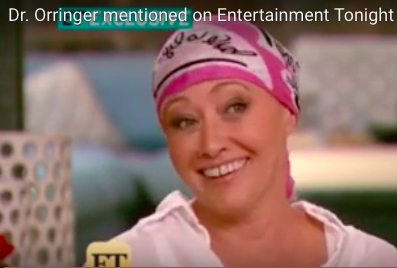 Shannen Doherty on ET